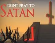 不要向撒旦祈祷 英文版