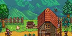 《星露谷物语》游戏流程实况视频解说 剧情是什么?