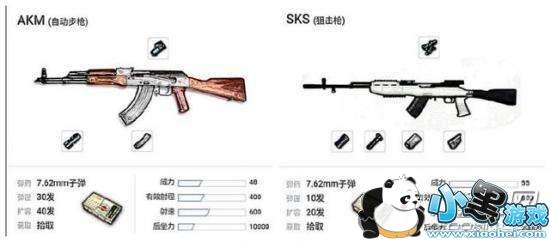 绝地求生Mk14和SKS哪个好 全方面优劣详细分析