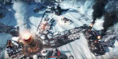 生存城市经营类游戏《寒霜朋克》三月底即将发售!