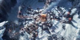 社会生存游戏《寒霜朋克》4月将正式发售 预告欣赏