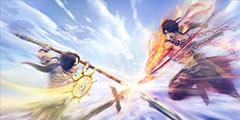 《无双大蛇3》场景截图曝光 三国猛将激战希腊众神!