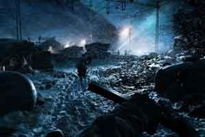 《战地5》大批4K最高画质截图 断壁残垣破碎美感!-资讯新闻