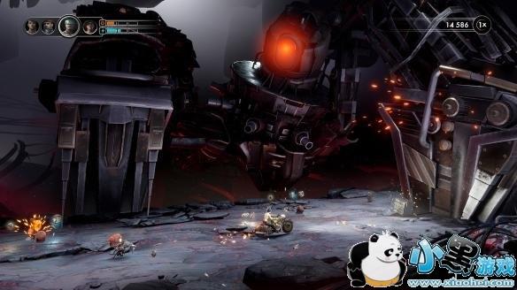 《钢铁之鼠》游戏截图2