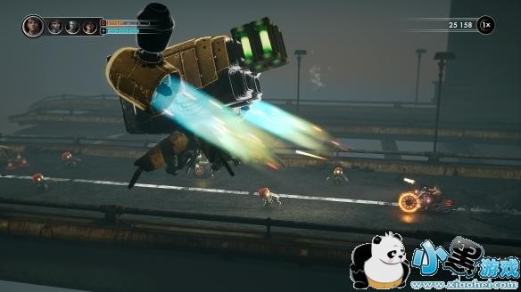 《钢铁之鼠》游戏截图3