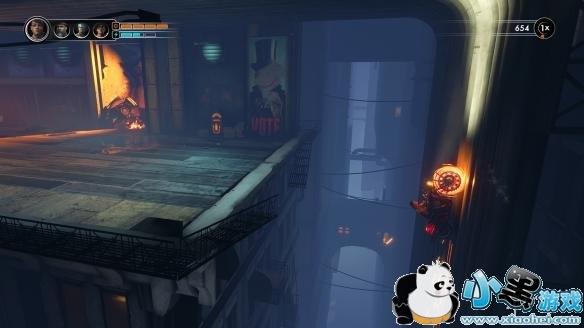 《钢铁之鼠》游戏截图13