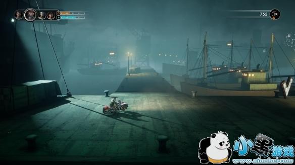 《钢铁之鼠》游戏截图17