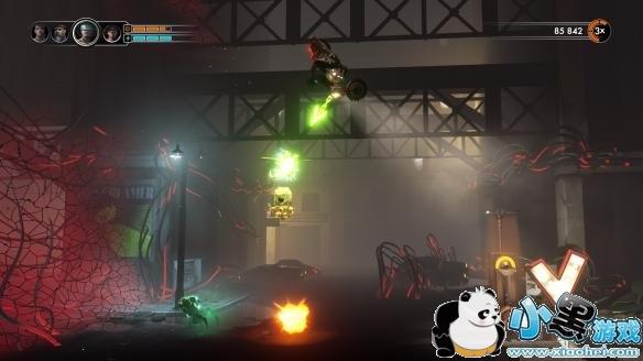 《钢铁之鼠》游戏截图4