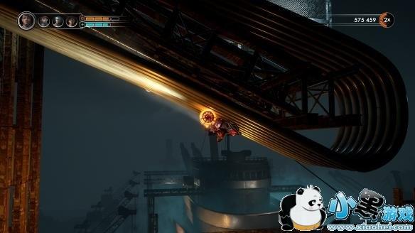 《钢铁之鼠》游戏截图1
