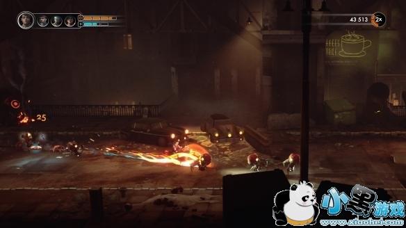 《钢铁之鼠》游戏截图8