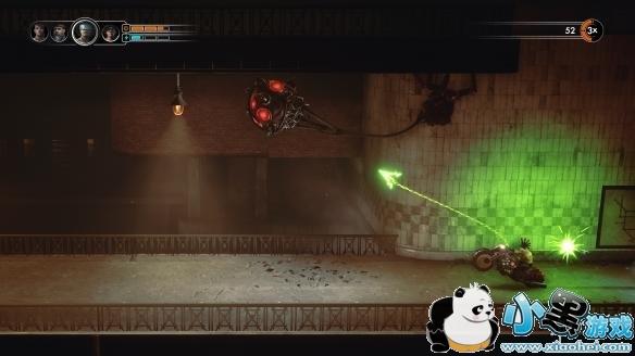 《钢铁之鼠》游戏截图16