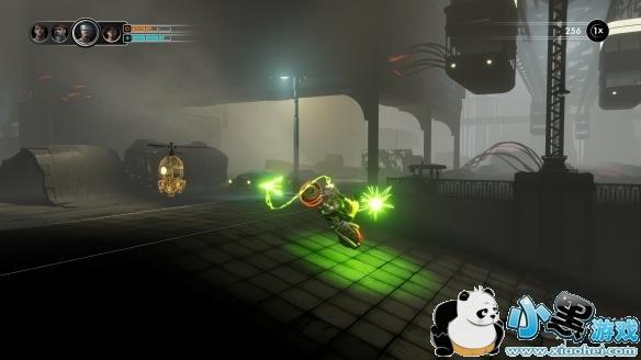 《钢铁之鼠》游戏截图18