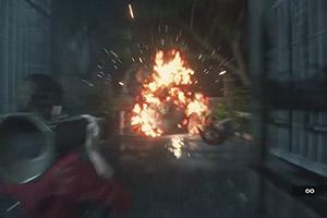 《生化危机2:重制版》无限火箭筒子弹获得条件曝出!-资讯新闻