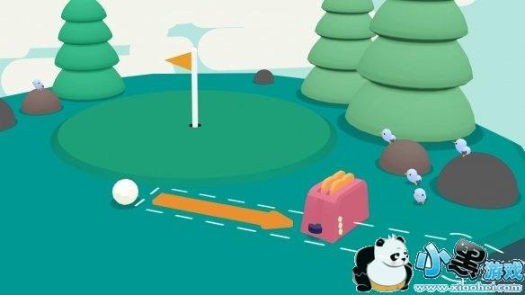 《高尔夫搞怪器》游戏截图6