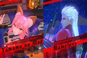 "《Fate/Extella Link》发布玉藻前、无铭演示-资讯新闻"" title="