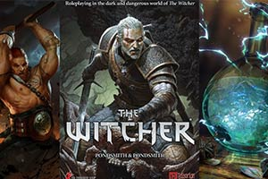 """《巫师RPG》桌游6月推出免费版 规则简化更易-资讯新闻"""" title="""