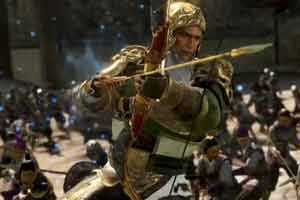 《真三国无双8》DLC武器第三弹投牙弓实机演示公布 将斩击、投掷和射击三者结合-资讯新闻