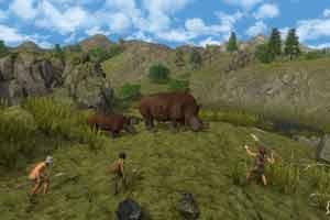 经营策略类游戏《人类黎明》在Steam平台正式发售 引领原始部落发展到铁器时代-单机新闻