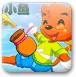 虹猫捉小鱼-儿童小游戏