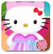 Hello Kitty的婚礼发型-儿童小游戏
