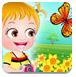 可爱宝贝与大自然的约会-儿童小游戏