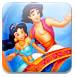 飞毯上的王子和公主-儿童小游戏