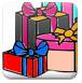 多彩的礼物-儿童小游戏