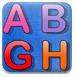 字母上色-儿童小游戏