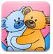 熊夫妇着色-儿童小游戏