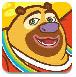 熊出没运动会拼图