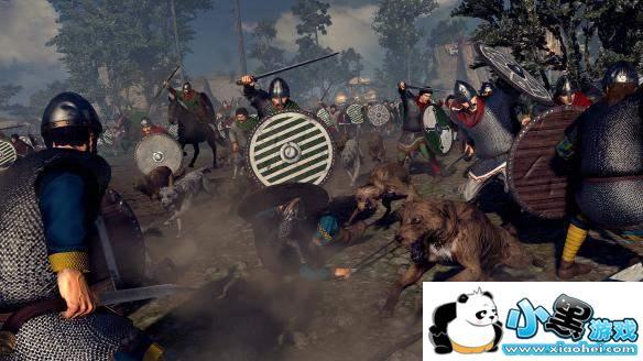 全面战争:大不列颠王座撒克逊派系解说