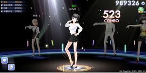 QQ炫舞手游困难模式过关技巧