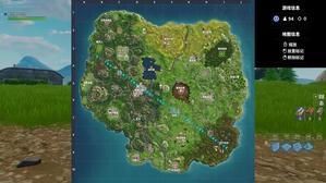 堡垒之夜地图资源点丰富度详情介绍