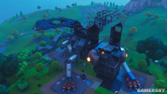 《堡垒之夜》原创街区每周攻略 哥特风钢铁巨兽-单机攻略
