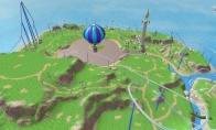 《创造与魔法》乐园岛怎么玩