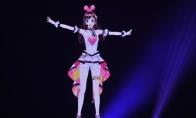 """""""人工智障""""爱酱在东京举办首场演唱会 观众爆满现场火爆-资讯新闻"""