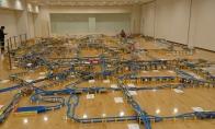 规模惊人!TAKARA新铁路模型拼出体育馆大小全东京地铁13路线-资讯新闻