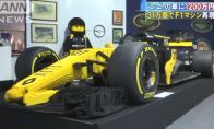 乐高实物大F1赛车拍出73万天价 只有4个轮胎和方向盘是真的-资讯新闻