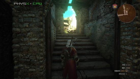 《巫师3》鹤山城堡快速刷钱视频指南-单机攻略