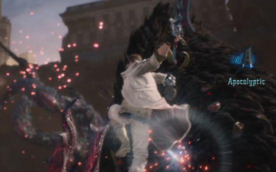 《鬼泣5》征服强者Goliath打法视频 征服强者怎么打-单机攻略