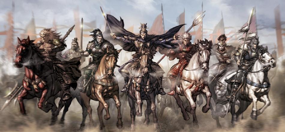 《率土之滨》新征服赛季【英雄纵横】今日开启,全新战争元素重磅登场