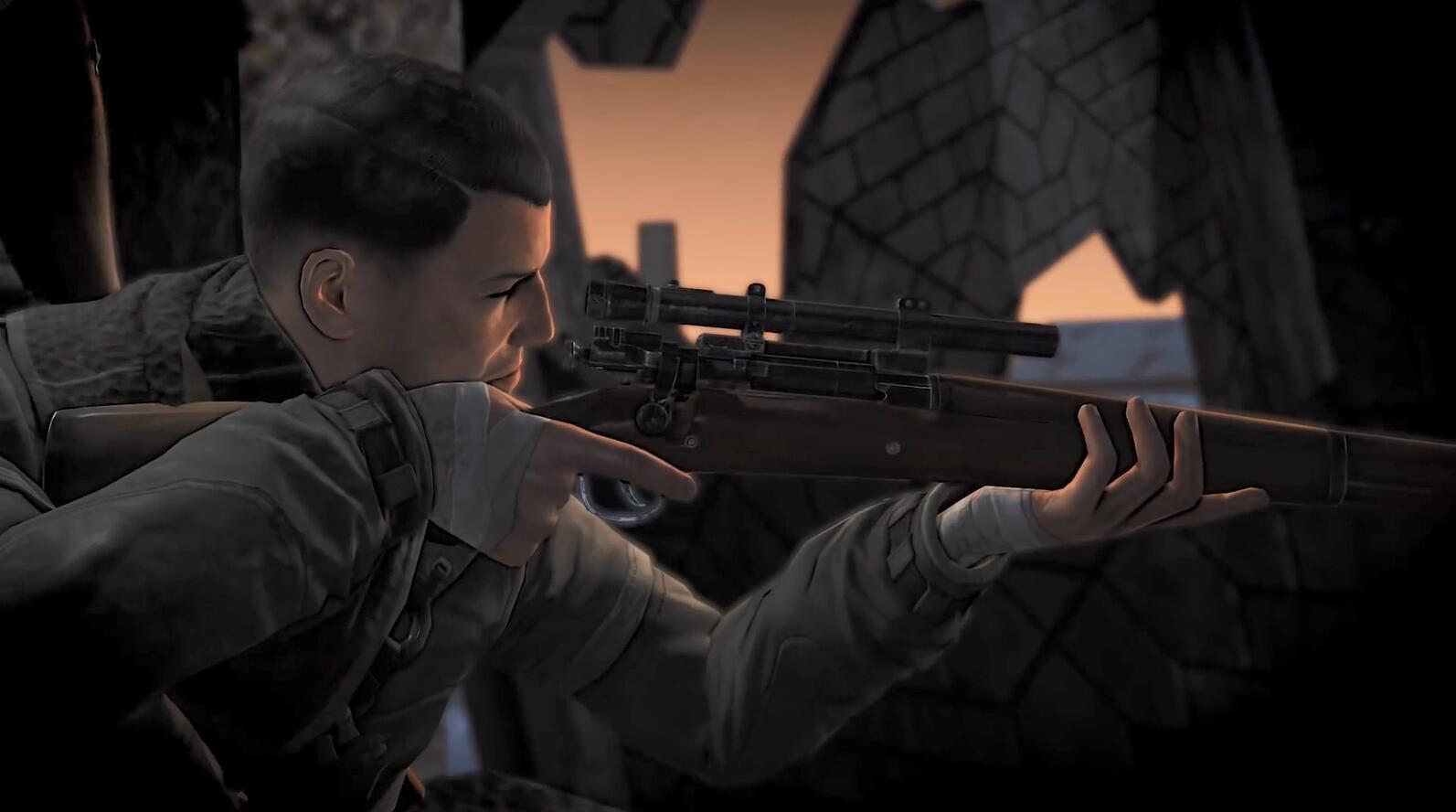 粉丝狂喜!《狙击精英V2》重制版《狙击精英3终极版》宣传片齐登场