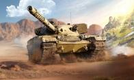 皇家枪骑兵!《坦克世界闪击战》酋长MK.6返场
