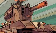 """152重火巨炮《坦克世界闪击战》KV-2""""粉碎者""""再掀火力狂潮!"""