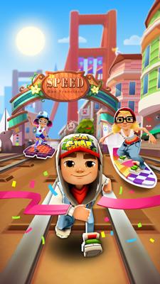 怀旧电玩节,《地铁跑酷》带你玩转电玩盛典
