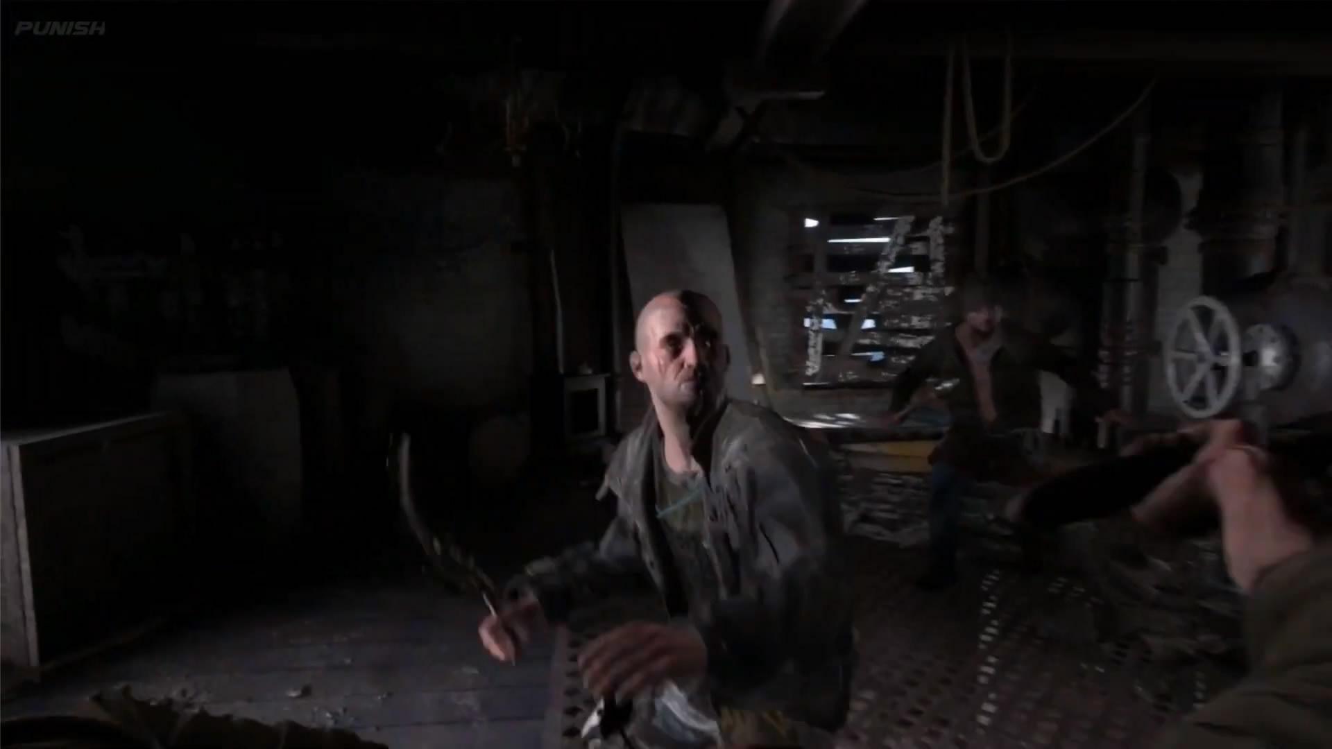 E3:《消逝的光芒2》新演示视频 跑酷更加流畅