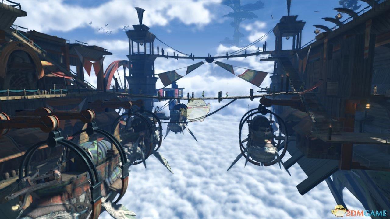 《异度神剑2》式战斗后互动语音文本一览