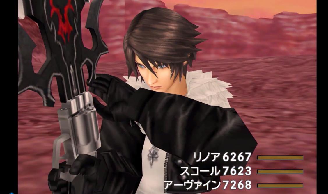 E3:《最终幻想8:HD复刻版》公布!19年发售非PS4独占!