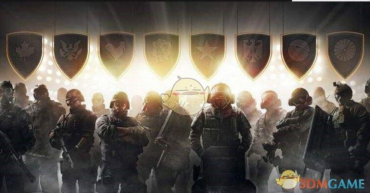 《彩虹六号:围攻》全员到齐奖杯完成攻略分享