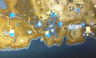 塞尔达赌钱村子位置
